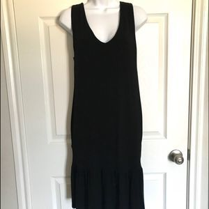 Moda International Plunging Back Knit Dress